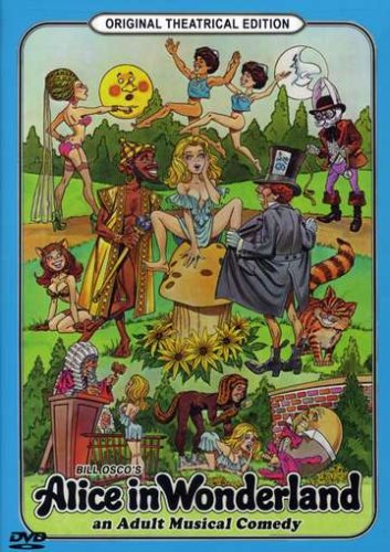 Alice in Wonderland: An Adult Musical Comedy [DVD] [1976] [Region 1] [US Import] [NTSC]