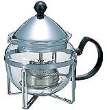 Hario Chaor 4-Cup Tea Maker, Silver