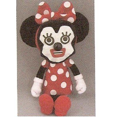 ミッキー&フレンズ~キュービックマウス ぬいぐるみ(2S) ミニー