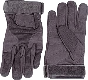 Viper Tough Military Special Ops Gloves Black Mens Small