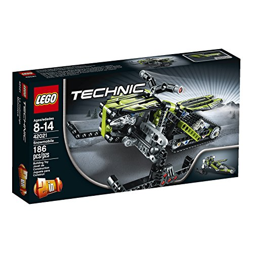 LEGO Technic 42021 Snowmobile Model Kit