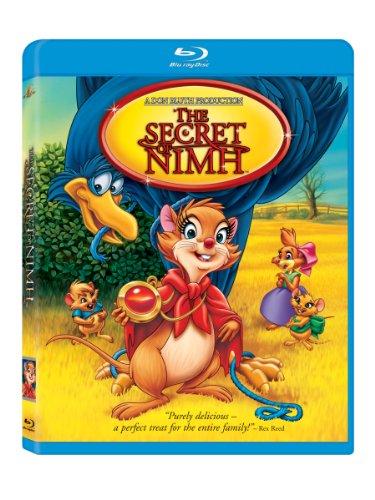 The Secret of NIMH [Blu-ray]