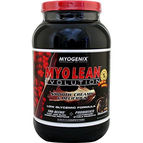 Myogenix Myo Lean Evolution, Chocolate Chunk 2.38 Lb