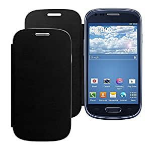 Protective Basic Flip covers Most reasonable Priced. Color : Black compatible for : Samsung Galaxy Note 4 - SM-N910H