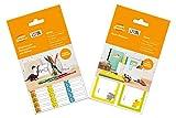 Avery Zweckform 62208 Living Buchetiketten und Etiketten zur Kennzeichnung von