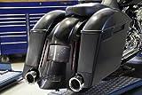 ハーレー ディバイス バガー ロープライスキット '09-'13 ツーリングモデル トリバーライト仕様 Hi-Outputマフラー用