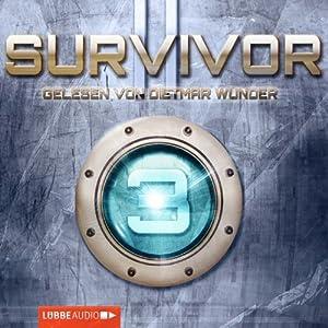 Gestrandet (Survivor 2.03) Hörbuch