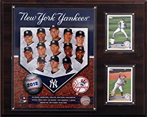 MLB 2012 Team Plaque by C&I Collectables