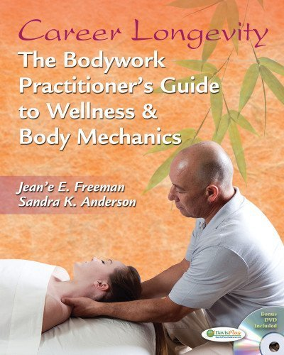 Career Longevity: The Bodywork Practitioner's Guide to Wellness and Body Mechanics by Jean'e E Freeman BS AAS NCTMB LMT CFT RMT (2012-02-20)