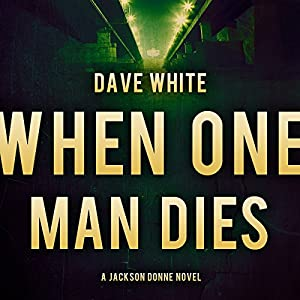 When One Man Dies Audiobook