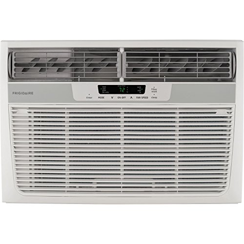 Frigidaire FFRH0822R1 8000 BTU 115-volt Pithy Slide-Out Chasis Air Conditioner/Heat Pump with Remote Control