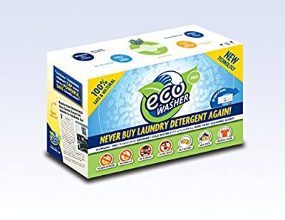 ecoInoventions EcoWasher Pro , 100% Eco Friendly detergent free laundry system