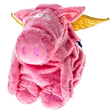 Hope the Plush Pig Backpack