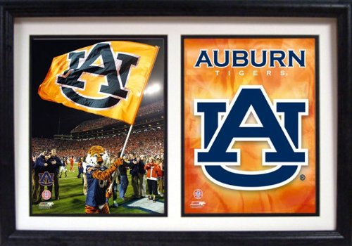 Encore Select 180-CFBAU-1 Auburn University 12X18 Double Photo Frame at Amazon.com