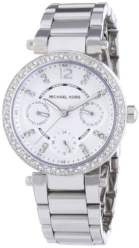 Michael-Kors-Womens-MK5615-Parker-Silver-Watch