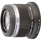 Olympus M.ZUIKO DIGITAL 45mm 1:1.8 Lens - Black