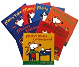 Lucy Cousins Maisy Mouse: 7 book pack: (Maisy Tidies Up / Maisys Bedtime / Maisy Dresses Up / Maisy Makes Lemonde / Maisys Bedtime / Maisy Goes Shopping / Maisy Makes Gingerbread)