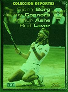 BORG CONNORS ASHE LAVER TENNIS PLAYERS DVD FACTORY SEALED