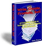 How to write, create and sell E-book
