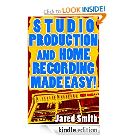 Studio Production & Home Recording Made Easy!
