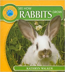 See How Rabbits Grow (See How They Grow (Paper)): Kathryn ...