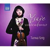 Sonaten für Solo Violine Op.27