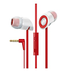 Creative Hitz MA350 Headset for Mobile Phone (Red/White)