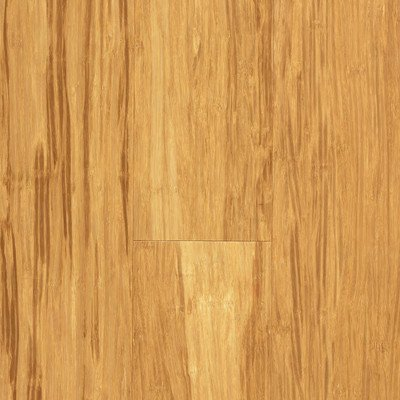 "Natural Bamboo Expressions 5-1/4"" Solid Bamboo Flooring in Natural"