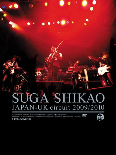 JAPAN-UK circuit 2009/2010 [DVD]