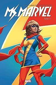 "Afficher ""Miss Marvel n° 4<br /> Super célèbre"""