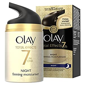 Olay Total Effects 7-in-1 Night Anti-Ageing Moisturiser - 50 ml