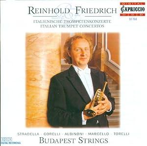 Trumpet Recital: Friedrich Re