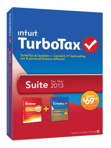 INTUIT TURBOTAX SUITE TY13 [OLD VERSION]