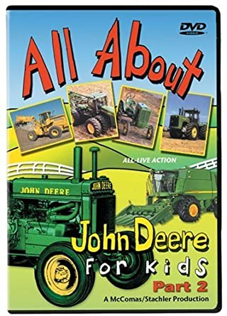 Childrens literature john deere books