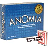 Anomia Plus FREE Deck of Cards