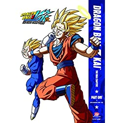 Dragon Ball Z Kai: The Final Chapters Part One