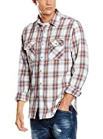 Pepe Jeans London Camisa Hombre Firth (Multicolor)