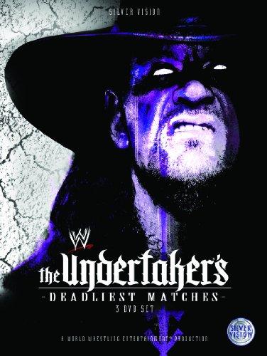 WWE - Undertakers Deadliest Matches [DVD]