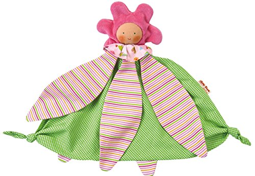 Kathe Kruse In The Garden Towel Doll, Flower Fairy - 1