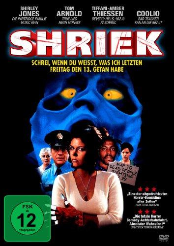 Shriek - Schrei wenn Du weißt, was ich letzten Freitag den 13. getan habe (Parodie von: Ich weiß was Du letzten Sommer getan hast)