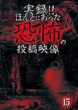 実録! ! ほんとにあった恐怖の投稿映像 15 [DVD]