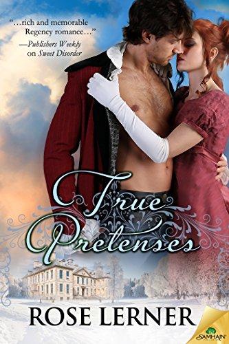Rose Lerner - True Pretenses (Lively St. Lemeston)