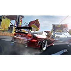 Need For Speed Pro Street Demo downloaden
