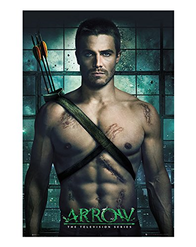 Unisex-Adulti - Official - Arrow - Poster
