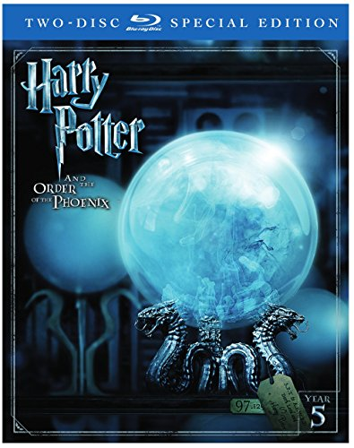 Harry Potter and the Order of the Phoenix (2-Disc Special Edition) [Blu-ray]