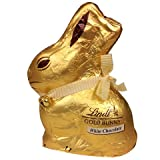 Lindt Gold Bunny White Chocolate 200g - Easter Bunny