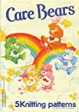Gary Kennedy Children's and Adult's Care Bear Motif Jumpers 5 Knitting Pattern: Good Luck Bear, Funshine Bear, Bedtime Bear, Tenderheart Bear, Love-A-Lot Bear (To fit chest 24