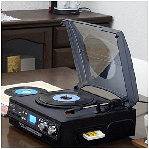 PIF クラッシックサウンドプレイヤー(ブラック)DEAR LIFE RTC-01 RTC-01