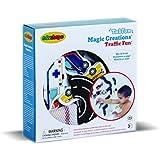 Edushape Magic Creations Traffic Fun Foam Kit