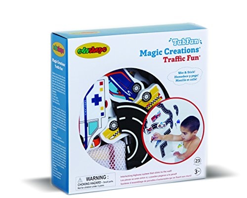 Edushape Magic Creations Traffic Fun Foam Kit
